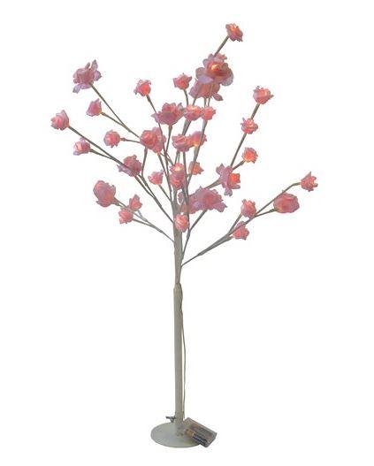 dekoracia LED ruze strom2