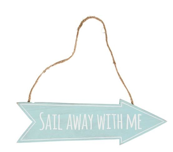sail away with me cedula