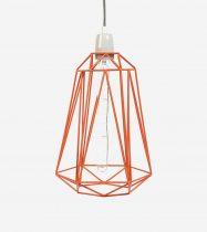 Moderné geometrické stropné svietidlo Diamond 7 je dominantným doplnkom v akejkoľvek izbe. Vyrába sa v 3 elegantných farbách.